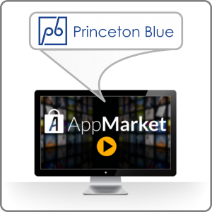 Princeton Blue Labs Solutions available on the Appian AppMarket
