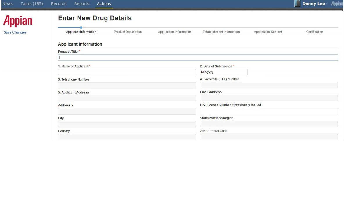 Dossier-Mgmt-New-Drug-Details